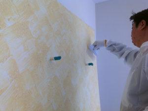 EMO塗料塗布