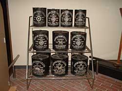 光明社時代の塗料缶
